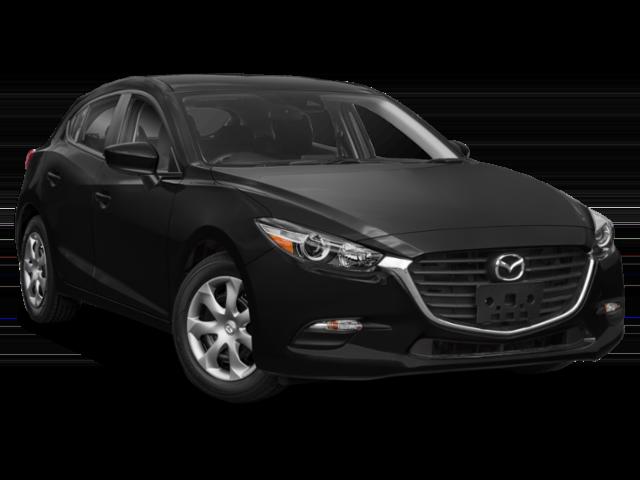 New 2018 Mazda3 Sport GX Front Wheel Drive Sedan