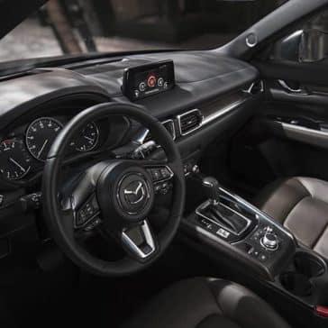 2019 Mazda CX-5 Dash