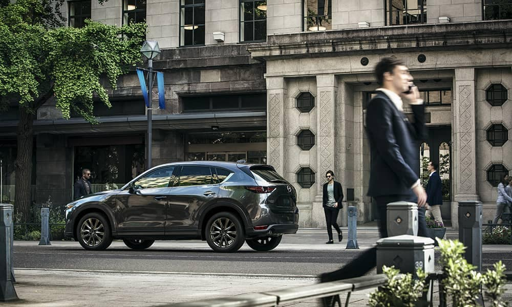 2019 Mazda CX-5 In The City