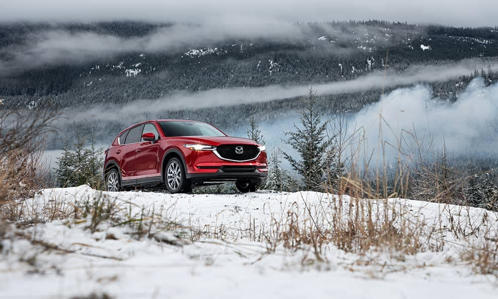 2019 Mazda CX-5 In The Mountains