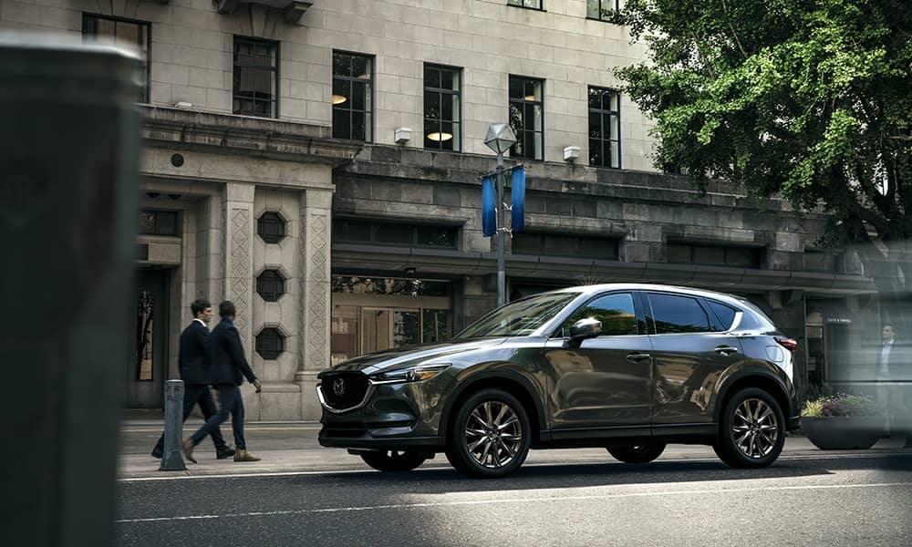 2019 Mazda CX-5 Parked