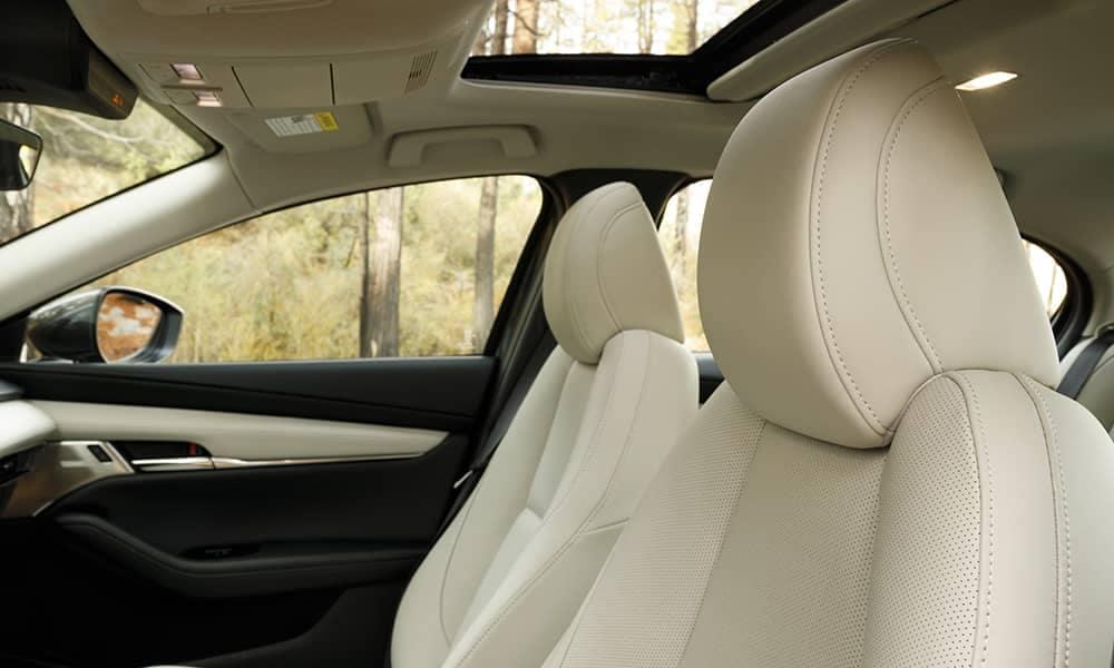 2019 Mazda3 Cabin CA