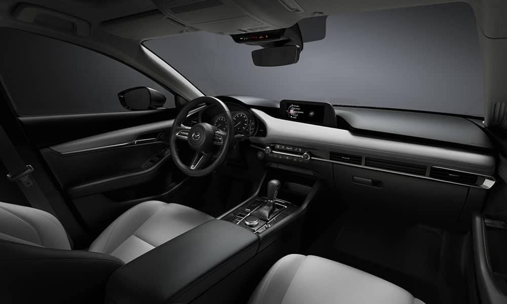 2019 Mazda3 Dash CA