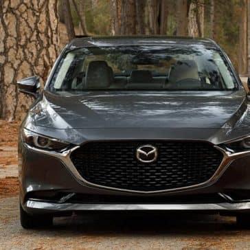 2019 Mazda3 Grill CA
