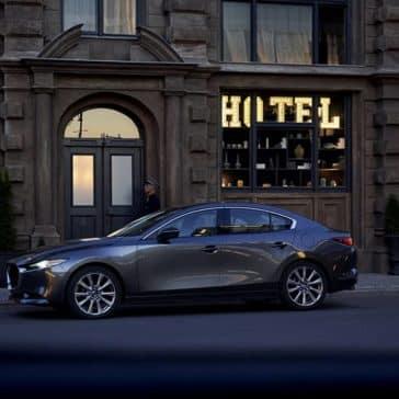 2019 Mazda3 Parked CA