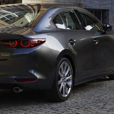 2019 Mazda3 Rear CA