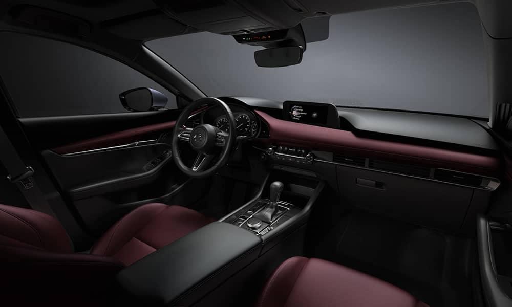 2019 Mazda3 Sport Dash CA