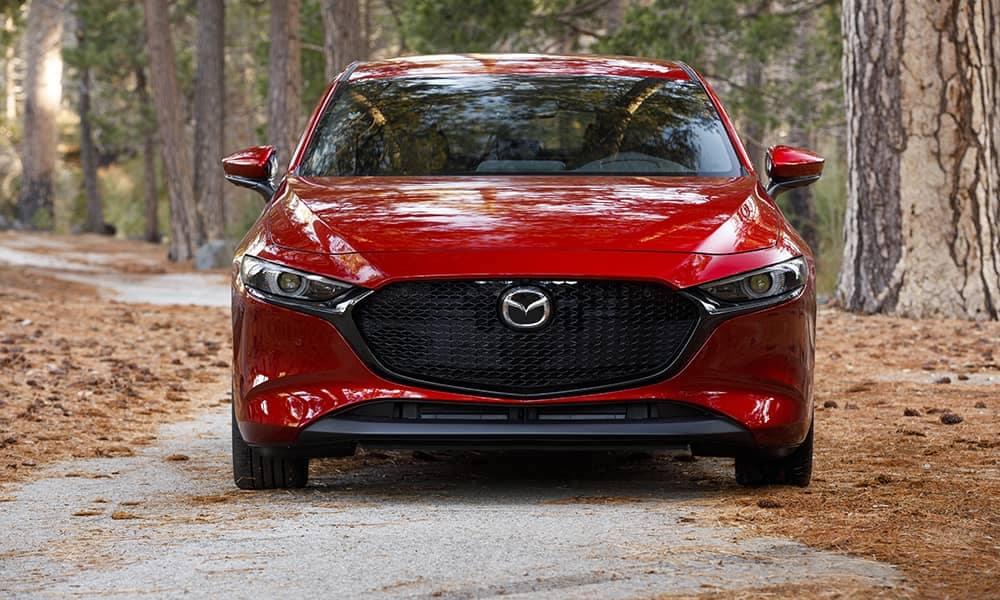 2019 Mazda3 Sport Grill CA
