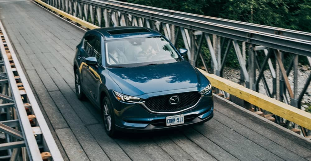 2020 Mazda CX-5 Crossing Bridge CA