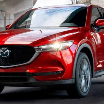 2020 Mazda CX-5 Headlights CA
