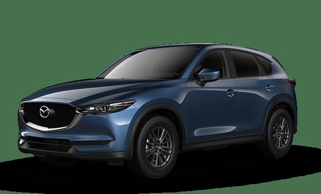 2020 Mazda CX-5 Blue