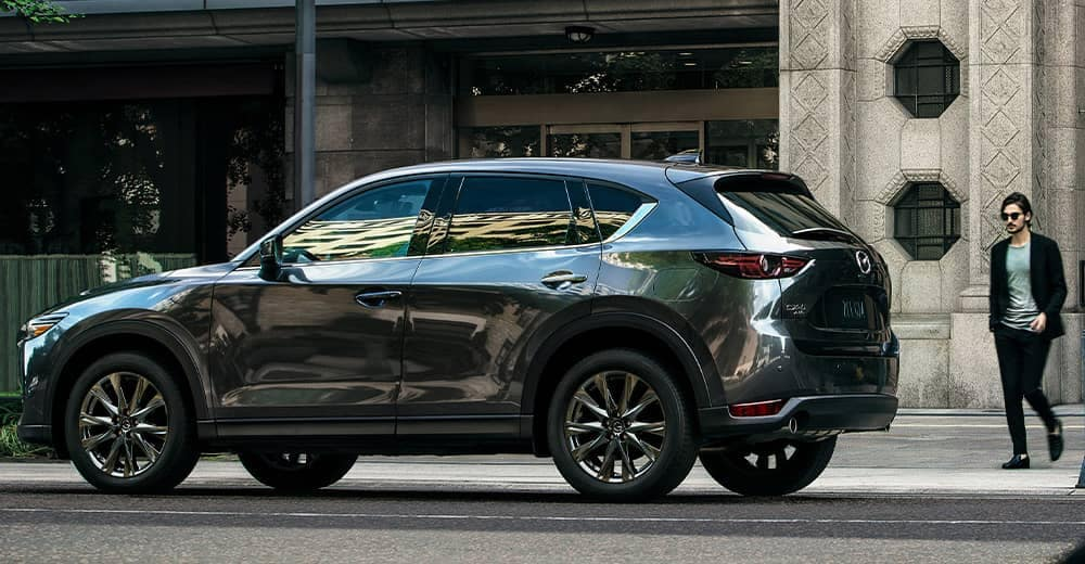 2020 Mazda CX-5 Parked CA