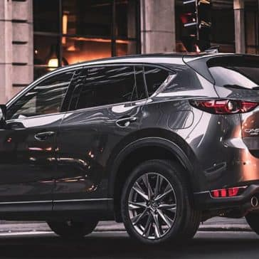 2020 Mazda CX-5 Rear CA