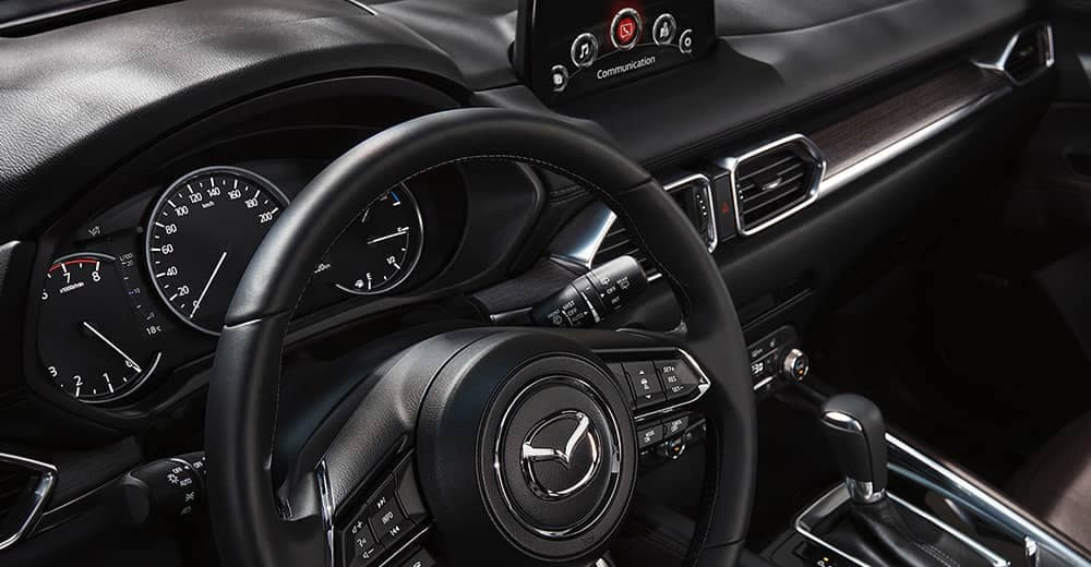 2020 Mazda CX-5 Steering Wheel CA