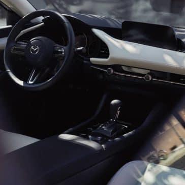 2020 Mazda3 Dash