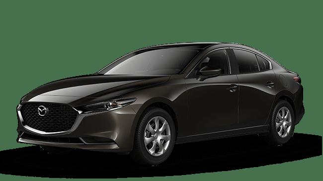 2020 Mazda3 Brown