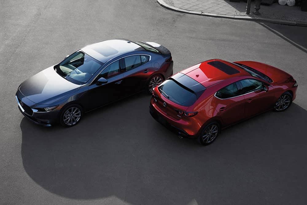 2020 Mazda3 Pair