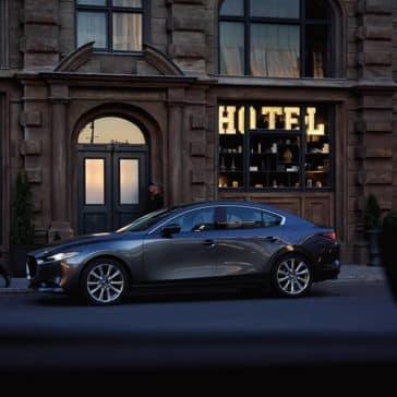 2020 Mazda3 Parked