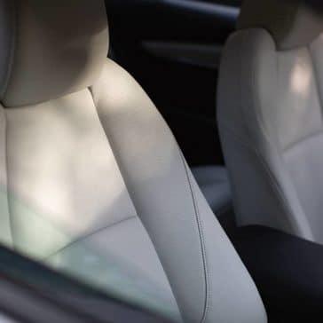 2020 Mazda3 Seating