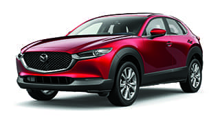 The First Ever 2020 Mazda CX-30 GS