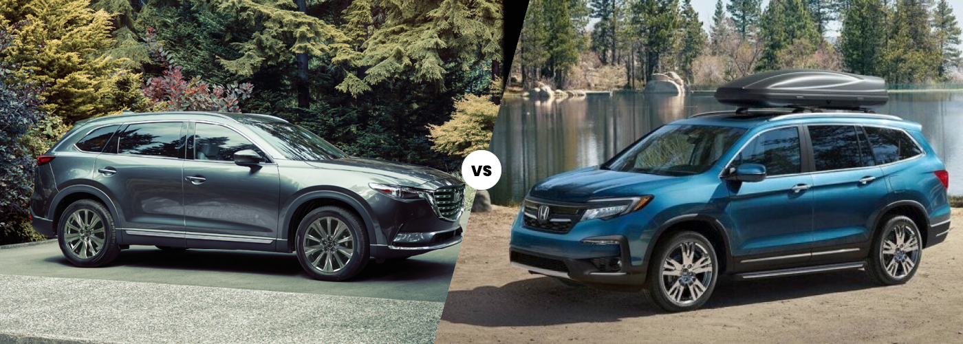 CX-9 vs. Pilot comparison