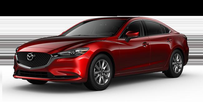 2021 Mazda6 GS