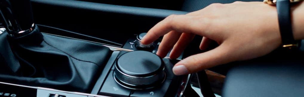 2021 Mazda 3 Sport CA interior