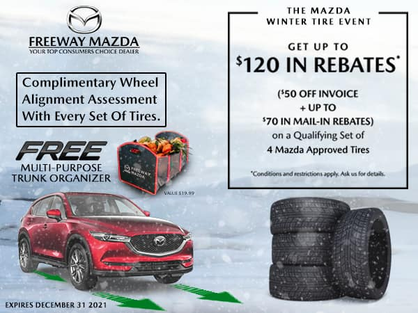 Mazda Winter Tires Event