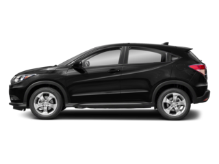 Honda HR-V sideview
