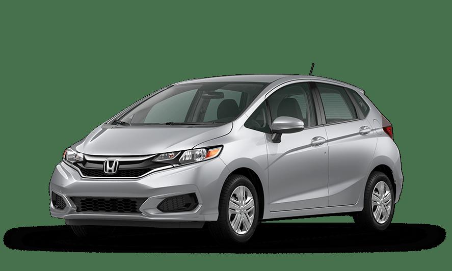 2020 Honda Fit Silver