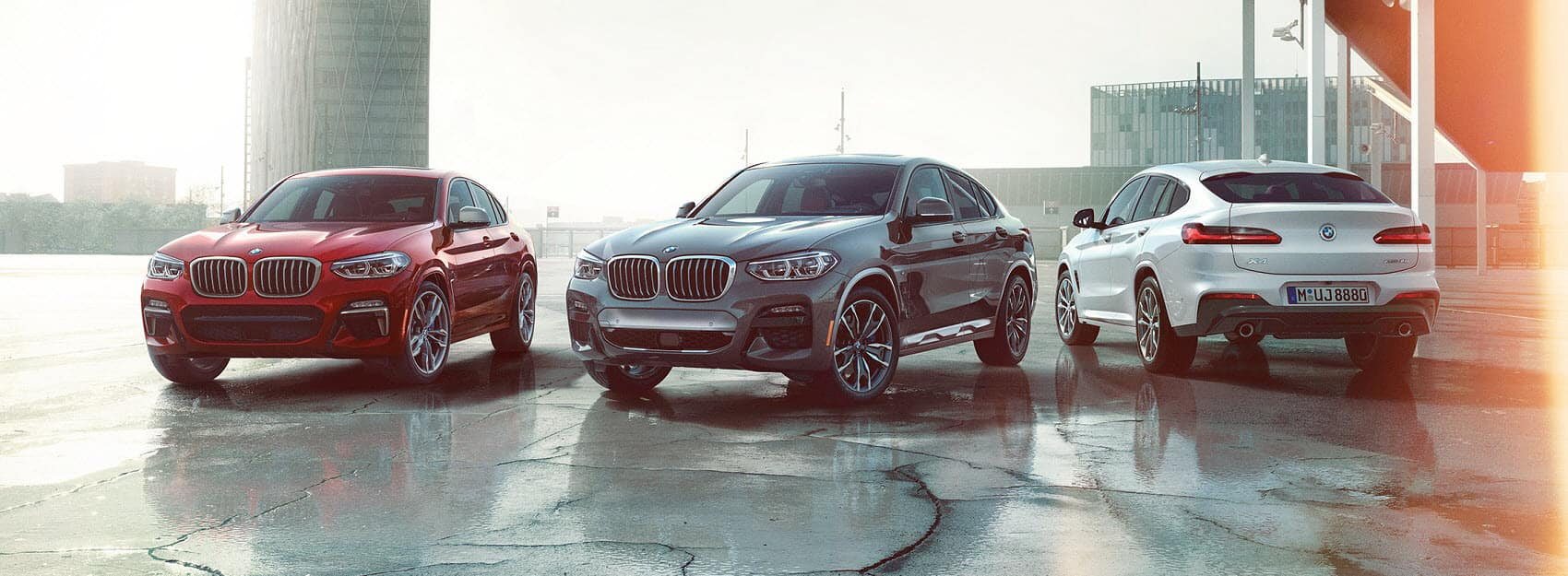 2019 BMW X4 at BMW Dealer near Me