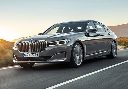 NEW 2019 BMW 740i SEDAN
