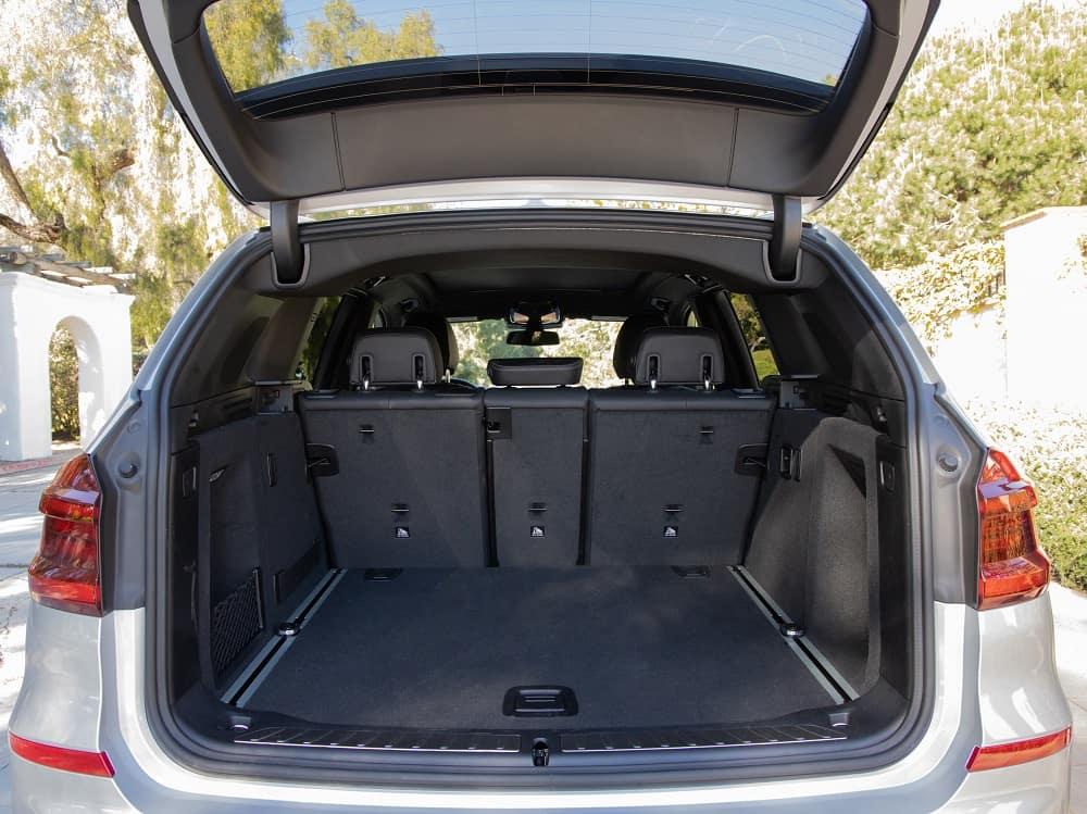 2019 BMW X3 Interior Cargo