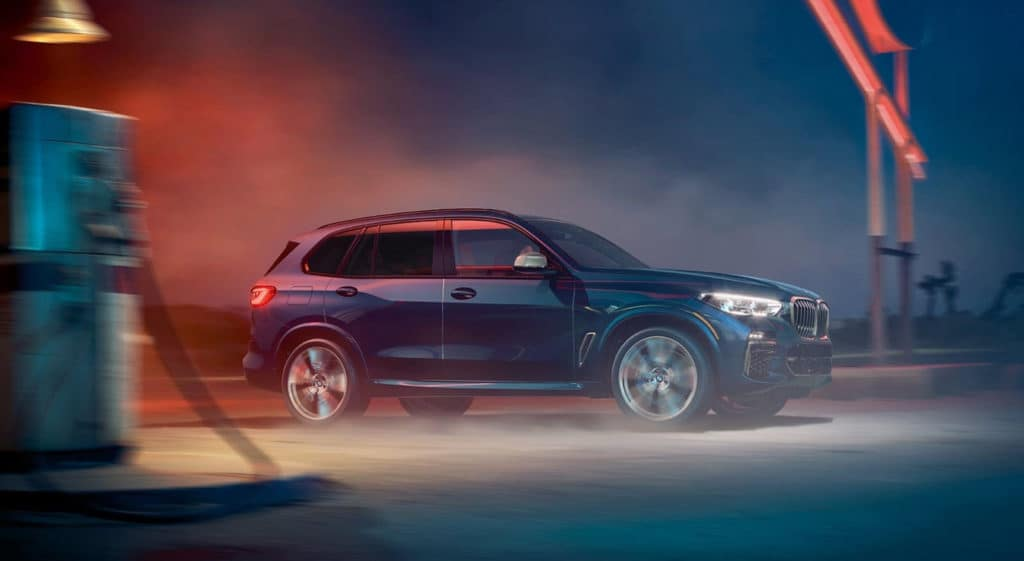 NEW 2021 BMW X5 sDRIVE40i