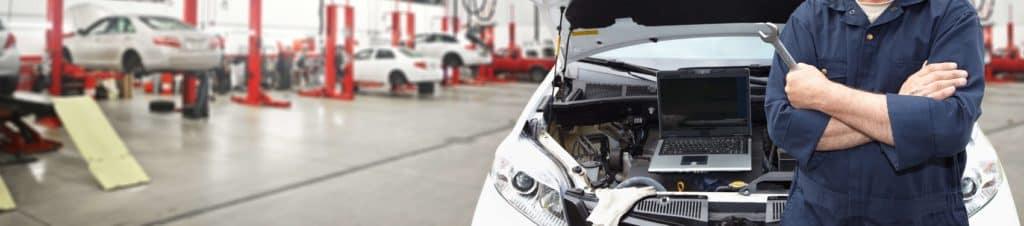 Car Inspection Galleria BMW