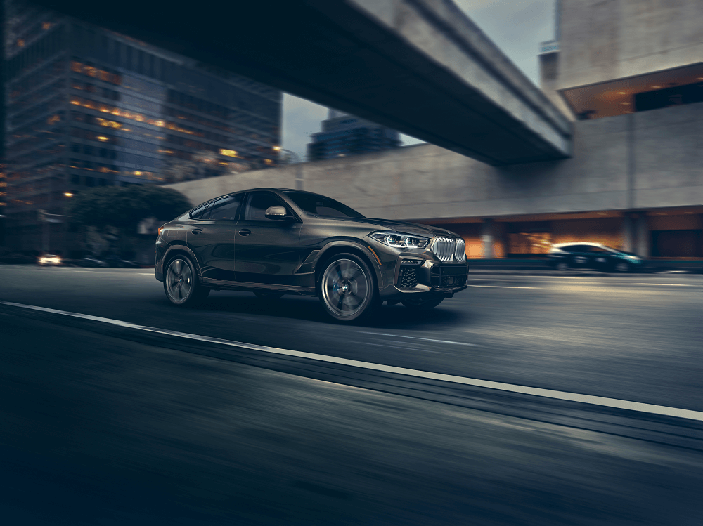 2020 BMW X6 Engine Specs