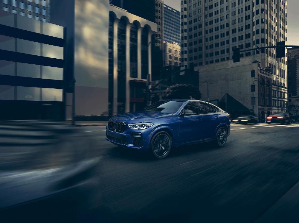 2020 BMW X6 Safety