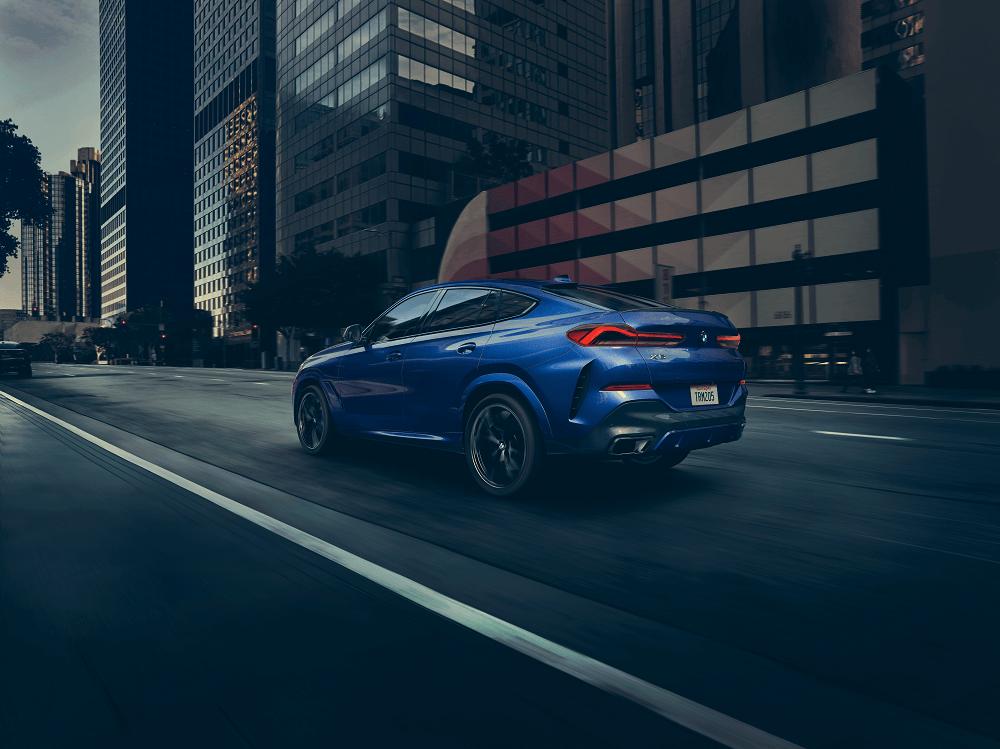 2020 BMW X6 Performance