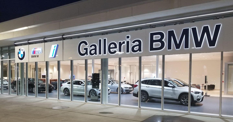 Galleria BMW