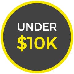Under $10K
