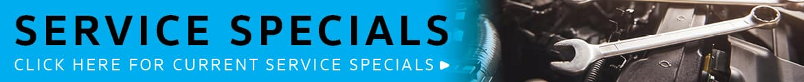 Service Special Banner