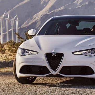 2019 Alfa Romeo Parked