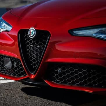 2019 Alfa Romeo Grill