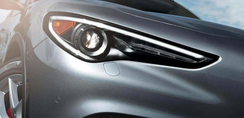 2019 Alfa Romeo Stelvio Headlight