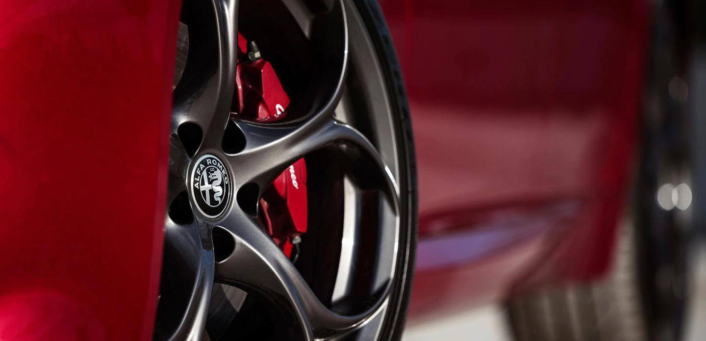 2019 Alfa Romeo Giulia Wheels