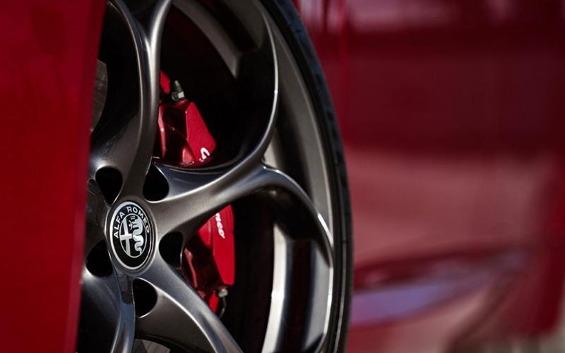 Alfa Romeo Giulia Brembo Brakes