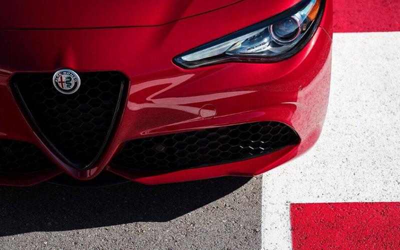 Alfa Romeo Giulia Front Fascia