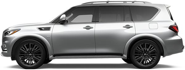 2020 INFINITI QX80 LIMITED 4WD