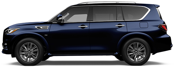 2020 INFINITI QX80 LUXE 4WD