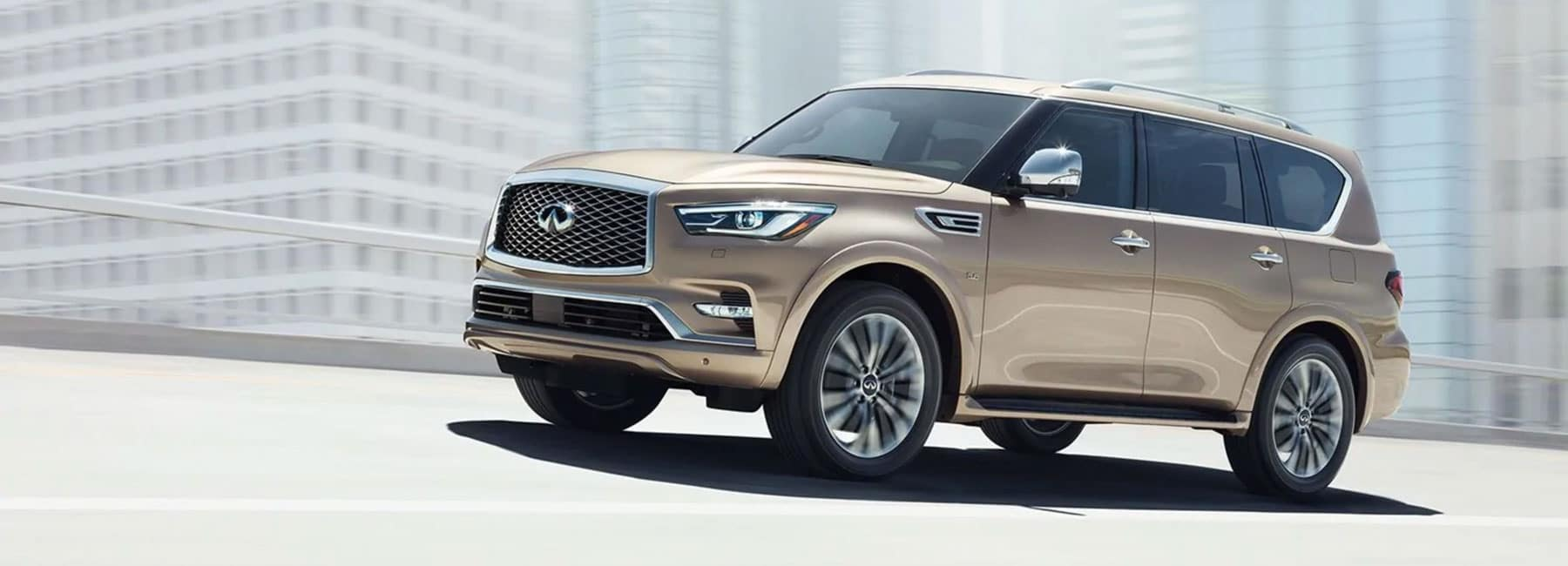 2019 INFINITY QX80 at Germain INFINITI of Easton